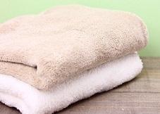 タオルをふわふわにするには?洗い方や干し方でゴワゴワが柔らかく!