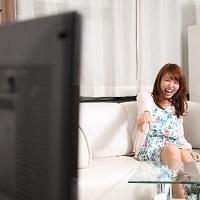 テレビの距離と視力の関係は?適正距離はどのくらい?