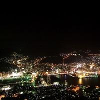 稲佐山の夜景を車で見に行くなら駐車場やおすすめの時間は?