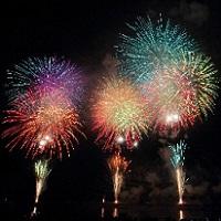 筑後川花火大会2016の日程や駐車場、穴場スポットは?
