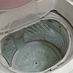 洗濯機の掃除の仕方!漂白剤とクエン酸で驚くほど綺麗に!