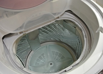 洗濯機 掃除 仕方