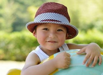 子供 熱中症 対策