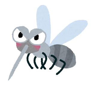 蚊に刺された時の対処法