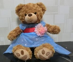 ハロウィン ゴミ袋 可愛いドレス 手作り