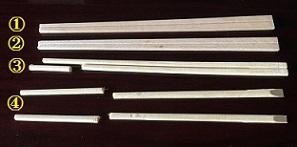 割り箸鉄砲の作り方
