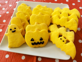 ハロウィン 手作り クッキー