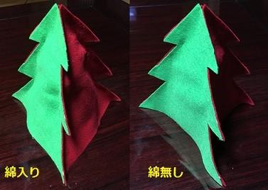 フェルト クリスマスツリー 作る方法