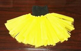白雪姫 スカート 手作り