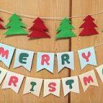 クリスマスの飾り付けを手作り 簡単に部屋や壁を装飾する方法はコレ