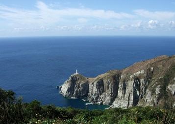 長崎県五島列島 観光 大瀬崎灯台