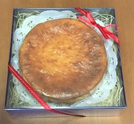 チーズケーキ ラッピング かわいい