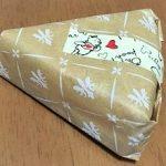 チーズケーキのラッピング ホールや三角、スティックの可愛い方法☆