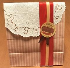 クッキー ラッピング 紙袋