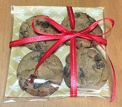 クッキー ラッピング 透明袋