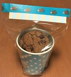 クッキー ラッピング 紙コップ