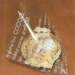 シュークリームのラッピング方法 100均の箱や透明袋で簡単オシャレ!