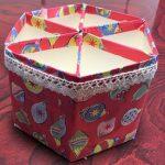 牛乳パック工作 小物入れの作り方!六角形&三角で簡単に作る方法
