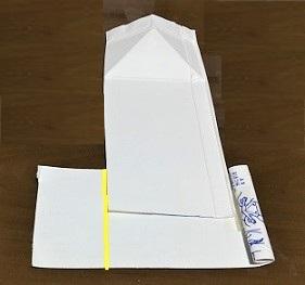 牛乳パック 貯金箱 作り方 簡単