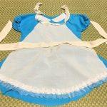 不思議の国のアリス 衣装の作り方!子供用を手作り!大人用でもOK