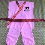忍者衣装 子供用の作り方!布で簡単に手作りする方法は?