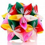 折り紙 立体的な花の折り方!簡単なものを春夏秋冬でまとめ!