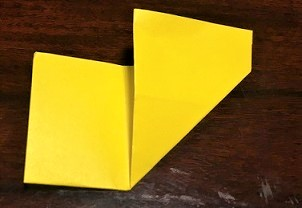 イチョウ 折り紙 切り方