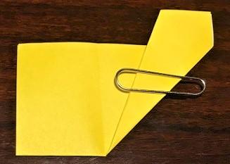 いちょう 折り紙 折り方