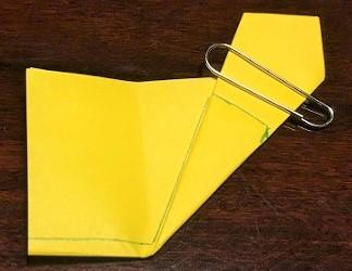 銀杏 葉 折り紙