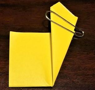 いちょう 折り紙 保育園