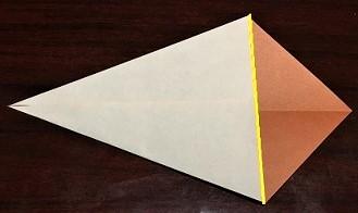 きのこ 折り紙 3歳児