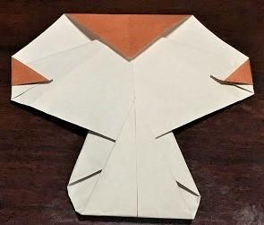 きのこ 折り紙 作り方