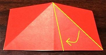 モミジ 折り紙 簡単