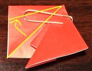 紅葉 折り紙 簡単