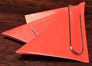 もみじ 折り紙 折り方