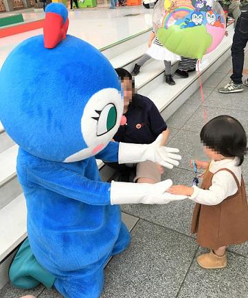 福岡アンパンマンこどもミュージアムinモール コキンちゃん