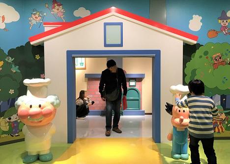 福岡アンパンマンこどもミュージアムinモール パン工場